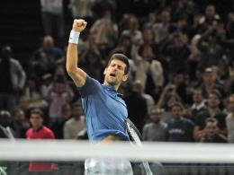 Die 100 muss warten: Djokovic besiegt Federer