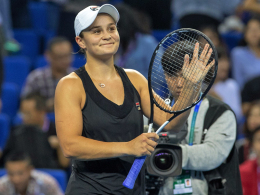 Görges-Bezwingerin Barty gewinnt WTA Elite Trophy