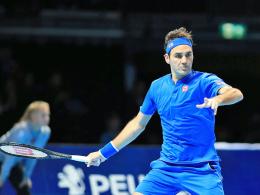 LIVE! Thiem wartet: Federer steht schon unter Druck