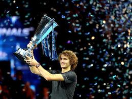 Historisch: Zverev gewinnt die ATP World Tour Finals