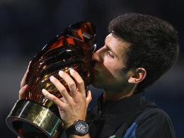 Djokovic setzt erste Duftmarke
