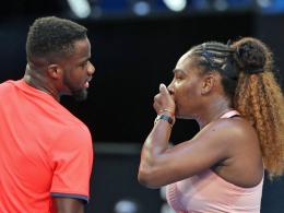 US-Auftakt-Pleite: Gemischte Gefühle für Serena