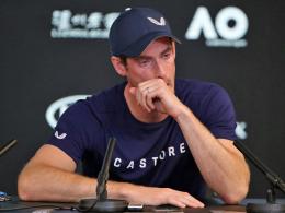 Murray weint und kündigt frühzeitiges Karriereende an