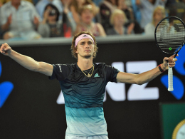 Premiere in Melbourne: Dominanter Zverev hat's eilig