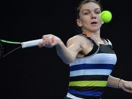 LIVE! Serena wirft Halep raus - was macht Djokovic?