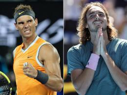 Generationenduell gegen Nadal: Tsitsipas' nächster Coup?