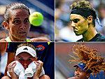 Bilder zu den US Open