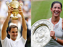 Federers Rekord - Premiere für Muguruza