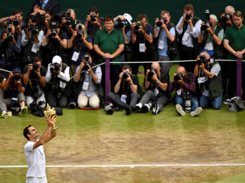 Die meisten Grand-Slam-Titel: Nadal bleibt an Federer dran