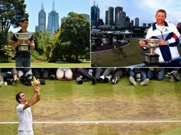 Die meisten Grand-Slam-Titel: Federer feiert Nummer 20