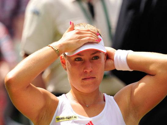 Finaltraum geplatzt! Radwanska zu stark für Kerber - Tennis ...