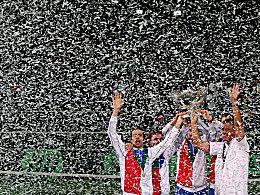 Emotionen pur: Tschechien holt den Davis Cup