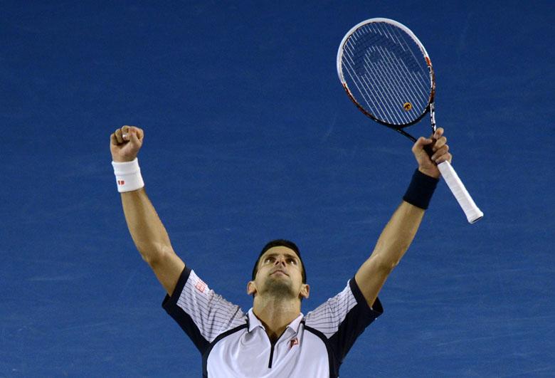 Novak Djokovics Match gegen Tomas Berdych schloss den neunten Turniertag bei den Australian Open ab - und am Ende jubelte die Nummer 1: Djokovic steht im Halbfinale und wird nun definitiv auch nach dem Grand-Slam-Turnier die Weltrangliste weiter anführen.
