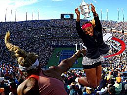 US Open, Damenfinale