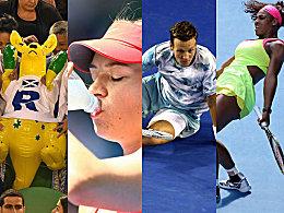 Fotostrecke zu den Halbfinals der Australian Open