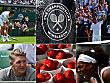 Wimbledon, Tag 1: Schweinsteiger und Becker feiern auf der Trib�ne