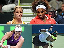 Cincinnati im Hinterkopf - Kerber kann Serena schlagen