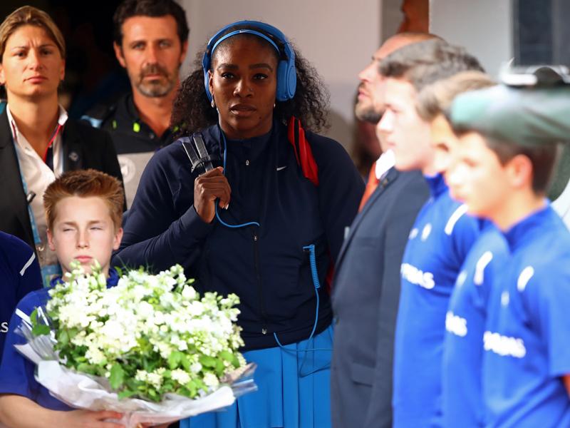 Muguruzas unvergessliches Match gegen Serena