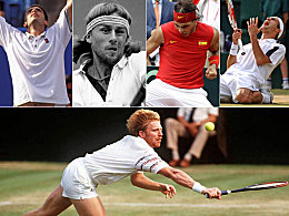 Becker & Co.: Das sind die 26 Weltranglistenersten!