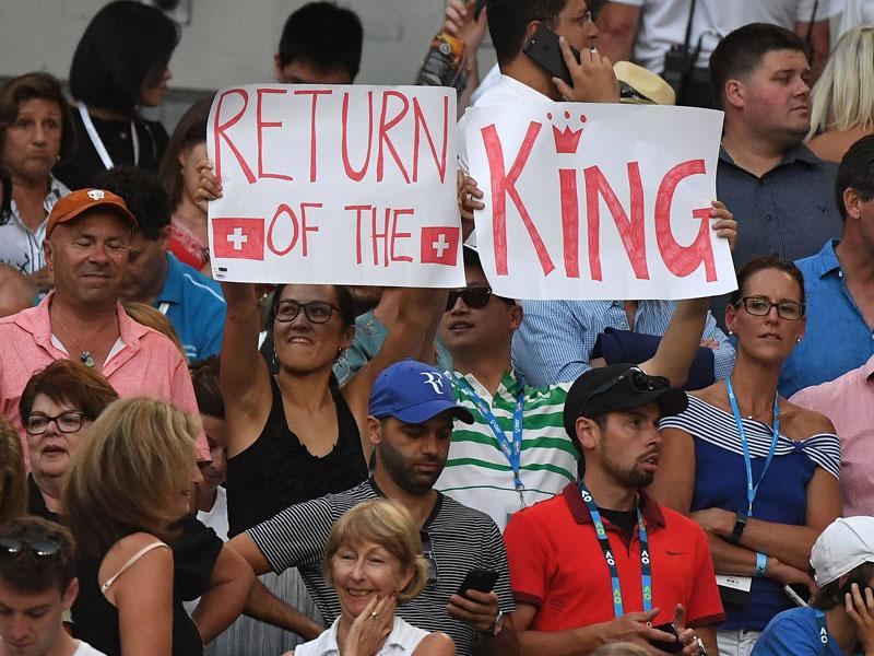 Alles Roger! Für Federer schließt sich der Kreis