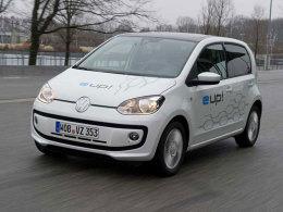 Der Elektro-up! kommt bis zu 150 km weit und ist im Schnellladeverfahren binnen dreißig Minuten aufzuladen. Er startet 2013.