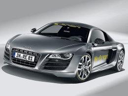 Audis Elektro-Renner