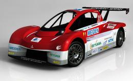 Mitsubishi Elektro-Racer