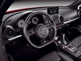 Audi S3 Innenraum