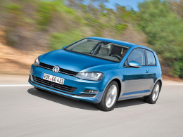Golf 7 Front