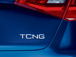Audi TCNG Schriftzug