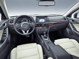 Mazda6 Innerraum