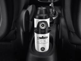 Fiat 500L Zubehör Espressomaschine Lavazza