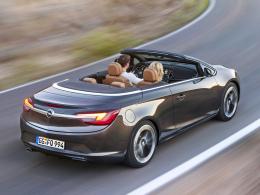 Opel Cascada Heck