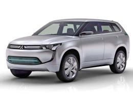 Mitsubishi Outlander Plug-in