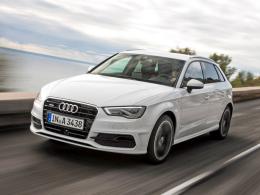 Audi A3 Sportback Front