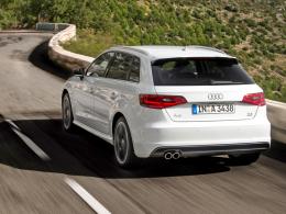 Audi Sportback Heck