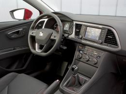 Seat Leon Cockpit