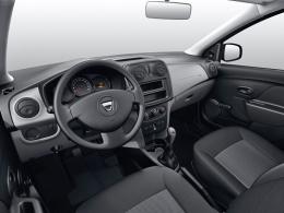 Dacia Sandero Innenraum