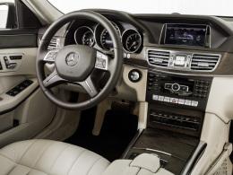 Mercedes E-Klasse Interieur