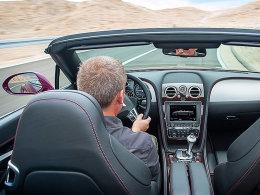 Bentley Continental GT Speed Convertible innen