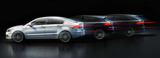 Qoros GQ3, Cross Hybrid Concept, Estate Concept