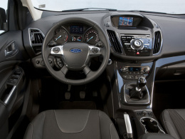 Ford Kuga Armaturen