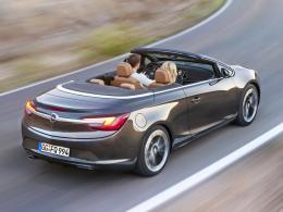 Opel Cascada Rück