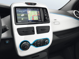 Renault Zoe Monitor