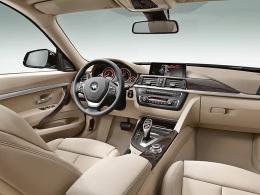 BMW 3er GT Cockpit