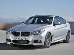 BMW 3er GT Front