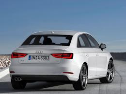 Audi A3 Limousine Heck