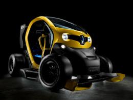 Renault Twizy Formel 1