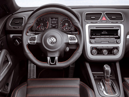 VW Scirocco Million innen