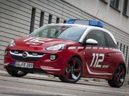 Opel Adam Feuerwehr